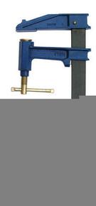 Serre-joints à pompe saillie 120 section 35x8 serrage 1000 - Gedimat.fr