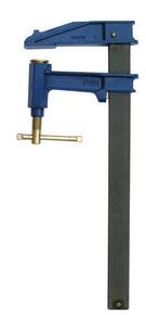 Serre-joints à pompe saillie de 150 section 40x10 serrage 400 mm - Gedimat.fr