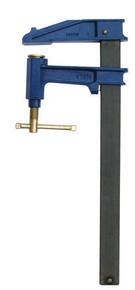 Serre-joints à pompe saillie de 150 section 40x10 serrage 800 mm - Gedimat.fr