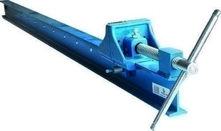 Serre-joint dormant IPN 80x42 serrage 3000 mm - Gedimat.fr