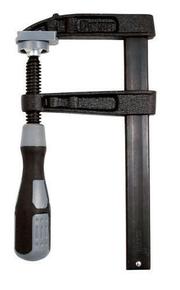 Presse à manche Nylon Tige acier saillie 90 section 22x5 serrage 300 - Gedimat.fr