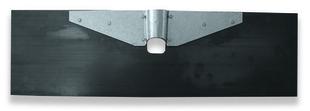 Grattoir de chantier acier trempé long.500mm - Gedimat.fr