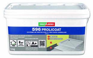 Système de protection à l'eau sous carrelage 596 PROLICOAT sac 5kg - Gedimat.fr
