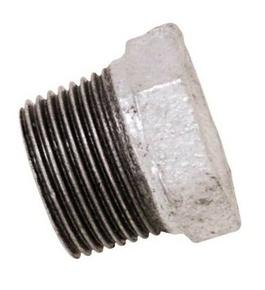 Mamelon acier galvanisé 241 mâle diam.33x42mm réduit femelle diam.20x27mm en vrac 1 pièce - Gedimat.fr