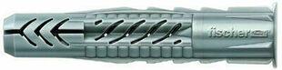 Cheville UX 8x50R+collerette - boite de 100 pièces - Gedimat.fr