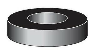 Rondelle d'étanchéité néoprène diam.14x6x3, 100 pièces - Gedimat.fr