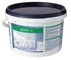 Colle polystyrène DECOFIT seau 4kg - Gedimat.fr