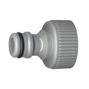 Nez de robinet en plastique femelle diam.26x34mm - Gedimat.fr