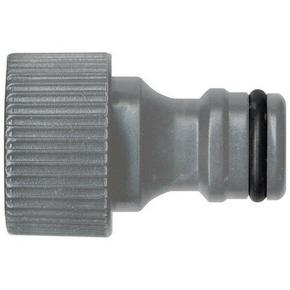 Nez de robinet automatique femelle en plastique diam.26x20mm - Gedimat.fr