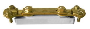 Barrette de coupure de terre basse à cosses pour conducteurs diam.6 à 12mm² - Gedimat.fr