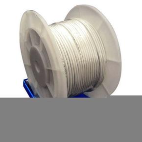Câble électrique U1000R2V section 5G1,5mm² coloris noir vendu à la coupe au ml - Gedimat.fr