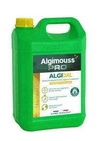 Antimousse ALGIDAL spécial dallage extérieur bidon de 5L - Gedimat.fr