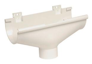 naissance centrale dilatation pour goutti re pvc de 25 nicoll nad25b coloris blanc. Black Bedroom Furniture Sets. Home Design Ideas