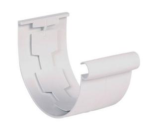 jonction coller pour goutti re pvc de 25 nicoll jnc25b coloris blanc. Black Bedroom Furniture Sets. Home Design Ideas