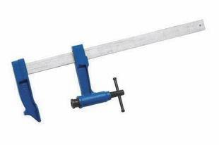 Serre-joints à pompe serrage 40cm saillie 10cm section 30x8mm - Gedimat.fr
