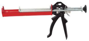 Pistolet professionnel pour cartouche de silicone/colle/mastic 310ml - Gedimat.fr