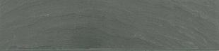 Plinthe carrelage pour sol en grès cérame émaillé pleine masse PIZARRA larg.8cm long.31,6cm coloris grafito - Gedimat.fr