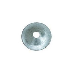 Rondelle pour pose de vis à plaque de plâtre acier zingué diam.5x25mm en vybac de 96 pièces - Gedimat.fr
