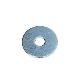 Rondelle de carrossier acier zingué plate très large diam.6mm en sachet de 22 pièces - Gedimat.fr