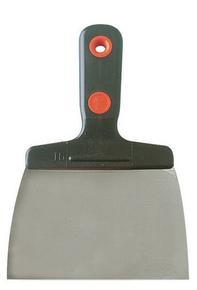Couteau à enduire lame inox trempé manche polypropylène larg.20cm - Gedimat.fr