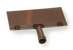Grattoir sol acier - 30cm - Gedimat.fr