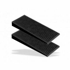 Cales de dilatation pour la pose de sol stratifié - boite de 40 pièces - Gedimat.fr