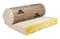 Laine de verre en rouleau TACTO revêtue kraft + voile douceur ép.240mm larg.1,20m long.3,25m - Gedimat.fr