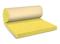 Laine de verre en rouleau PLATEAU 40R revêtue voile de verre ép.70mm larg.40cm long.12,00m - Gedimat.fr