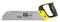 Scie à panneaux denture universelle 13 dents poignée bimatière long.300mm - Gedimat.fr