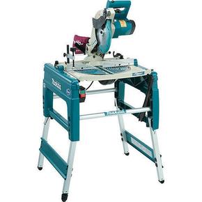 Scie sur table et à coupe d'onglet 1650 W diam.26cm LF1000 MAKITA - Gedimat.fr