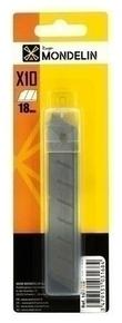 Lames de cutter - 18mm - boîte de 10 pièces - Gedimat.fr
