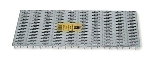 Connecteur de rechange pour taloche gratton 240 pointes de 15mm larg.14cm long.24cm - Gedimat.fr