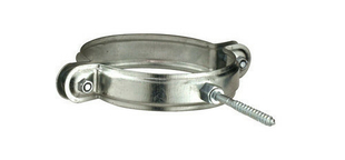 Collier à pointe galvanisé DUALIS FLEXCONDENS pour chaudières gaz ou fioul diam.125mm - Gedimat.fr