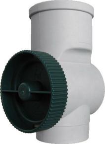 collecteur d 39 eau de pluie filtrant 3p diam tre pr d coup 80 100mm coloris gris. Black Bedroom Furniture Sets. Home Design Ideas
