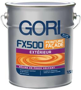 Peinture fa ade pliolite gori fx500 blanc 15l for Peinture facade pliolite