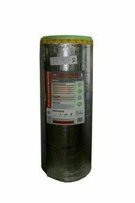 Isolant mince réflecteur à bulles AIRFLEX ép.10mm rouleau larg.1,20m long.12,50m - Gedimat.fr