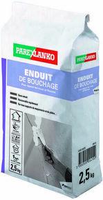 Enduit pour les réparations des trous et fissures sac de 2,5kg - Gedimat.fr