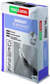 Enduit de bouchage - sac de 10kg - Gedimat.fr