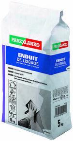 Enduit pour lisser les murs et plafonds sac de 5kg - Gedimat.fr