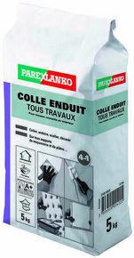 Colle en poudre pour tous les travaux courants en intérieur COLLE ENDUIT sac de 5kg - Gedimat.fr