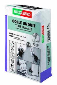 Colle en poudre pour tous les travaux courants en intérieur COLLE ENDUIT sac de 10kg - Gedimat.fr