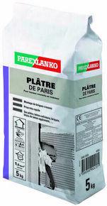 Plâtre pour travaux courants en intérieur PLATRE DE PARIS pot de 5kg - Gedimat.fr