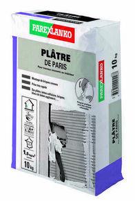 Plâtre pour travaux courants en intérieur PLATRE DE PARIS pot de 10kg - Gedimat.fr