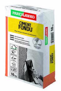Ciment fondu pour la réalisation de mortier très résistant à l'abrasion sac de 10kg - Gedimat.fr