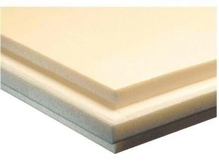 Panneau polystyrène extrudé URSA XPS HR E bords rainurés ép.100mm larg.60cm long.2,50m - Gedimat.fr