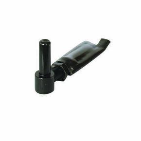 Gond à sceller réglable diam.16 L.100mm Réglage millimétrique sur 30 mm Noir - Gedimat.fr
