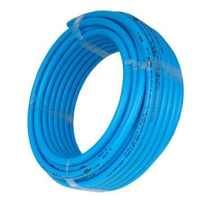Tuyau PER polyéthylène réticulé nu coloris bleu diam.20mm en couronne de 25m - Gedimat.fr