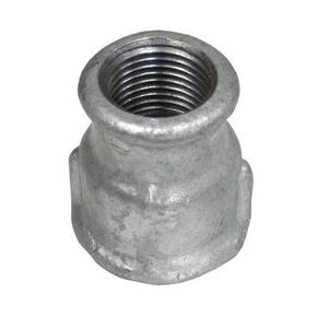 Manchon acier galvanisé double femelle réduit diam.26x34mm/diam.20x27mm 1 pièce en vrac avec lien - Gedimat.fr
