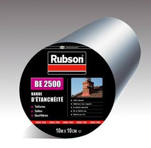 Bande d'étanchéité B2500 bitume auto-collante plomb 10mx20cm. - Gedimat.fr