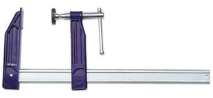Serre-joints Pro L hauteur des mâchoires 140mm long.1,25m - Gedimat.fr